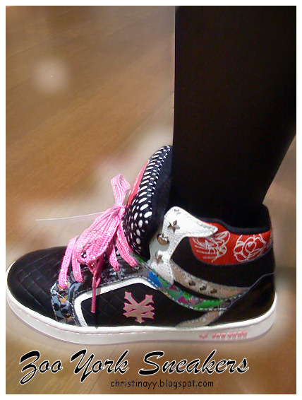 City Beach: Zoo York Sneakers
