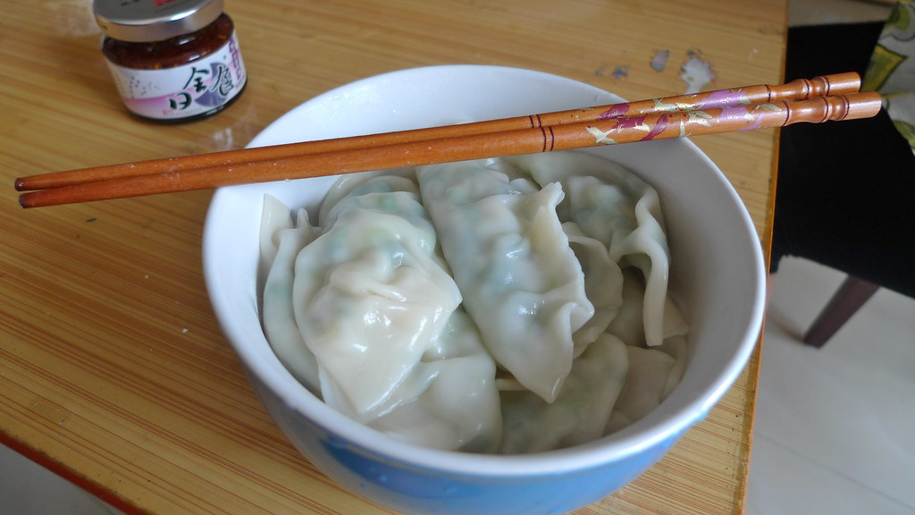 Dumplings for Lunch