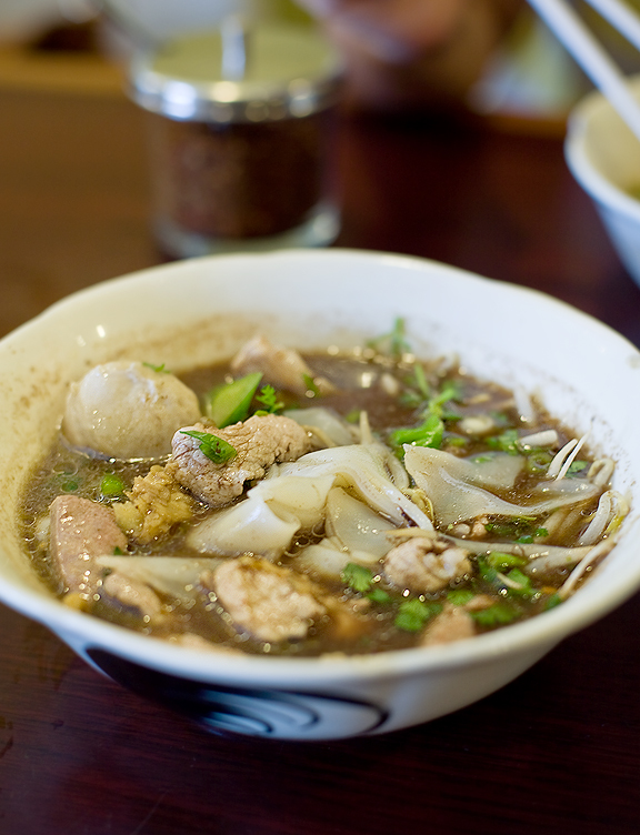 Ord Noodles, Thai Town Los Angeles