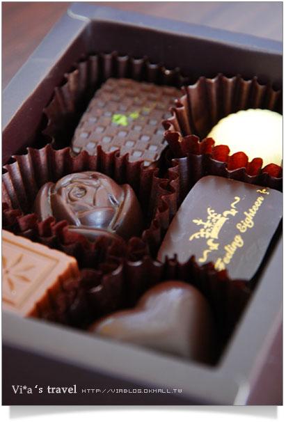 【情人節巧克力】手工巧克力的堅持~埔里18度C巧克力工坊29
