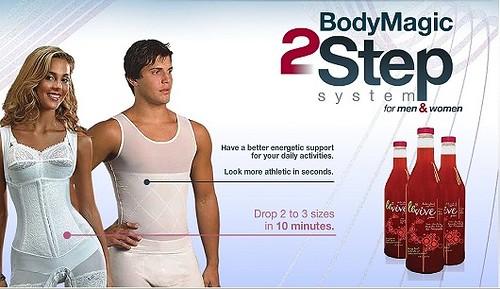 Men/Women 2 step System