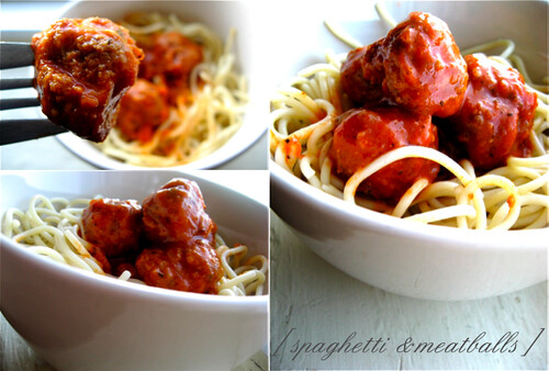 3839130344 deb50ca2be Moms Amazing Spaghetti and Meatball Recipe