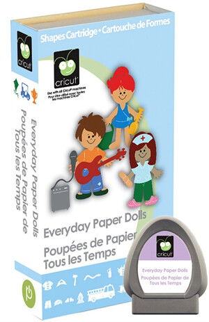 Everyday Paper Dolls