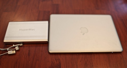 Hyperdrive's Hypermac External Macbook Battery/Charger