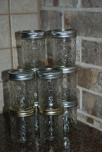 Empty Jars by you.