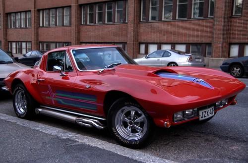 A cool car
