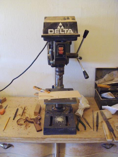 My Drill Press