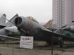 "MiG-19SV ""Farmer-C"" (Skitmeister) Tags: 2005 museum air"