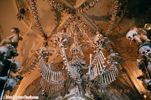 Natura 那秋。Czech 人骨教堂-2