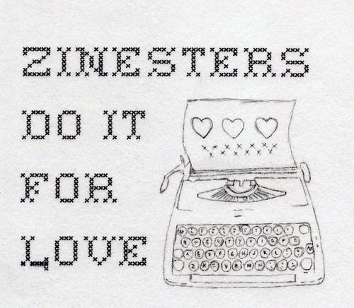 zinesters pattern
