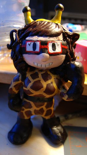 Giraffe Girl