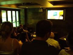 Watching Kiwi - Aussie Rugby in Hong Kong