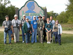 New Birder Experience – Bird Club Field Trip