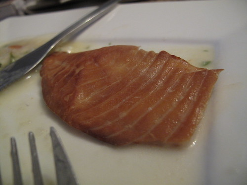 Tea-smoked Tilapia