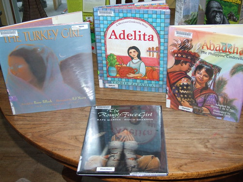 cinderella books