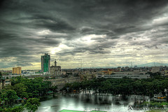 Tropical Storm Ondoy (Ketsana) Aftermath - University of Santo Tomas (adcristal) Tags: 2 two lake college water weather clouds campus aftermath university day flood ominous chapel nikond70s dirty tomas ust hdr santo tropicalstorm mainbuilding flooded universityofsantotomas 3xp nikon70300mmf456g ketsana ondoy therebeastormabrewin stateofcalamity tropicalstormondoy tropicalstormketsana