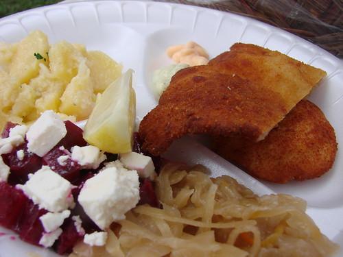 Schnitzel's Meal