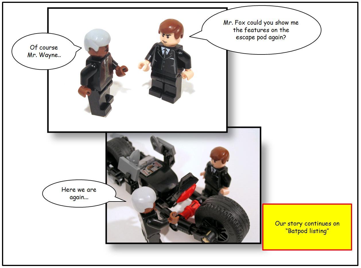 custom lego batman tumbler instructions