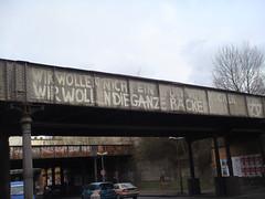 wir wollen die ganze bckerei (Eirech) Tags: street berlin schneberg bckerei