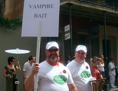 The Boys of Merlots. (gabecentric) Tags: chris neworleans southerndecadence trueblood