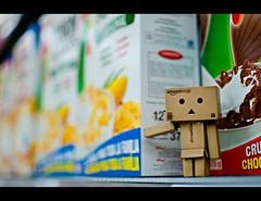 hey! we need something for breakfast! (marqos) Tags: breakfast project shopping nikon market supermarket 365 f18 cereals cornflakes dx danbo project365 nikkor35mmf18 danboard