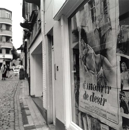 """Et Mourir de Desir"" - Brussels, Belgium 2009 (6X6)"