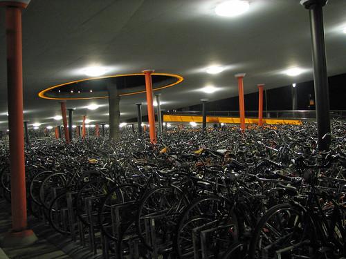 Groningen - Stadsbalkon (Stationsplein)