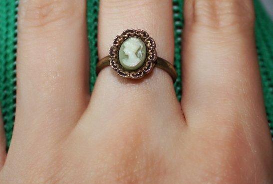 vintage ring © www.einfach-machen.blog