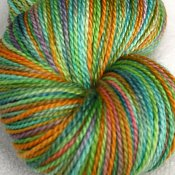 *Untitled* 4.2 oz Oceanus sock yarn