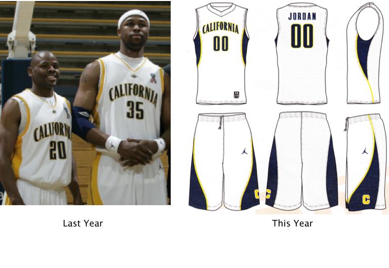 Uni Watch  Paul Lukas details every uniform change across college ... 4b4d239dc