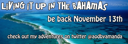Away Message_Email_Bahamas