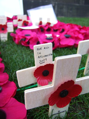 remembrance - for all in Afghanistan