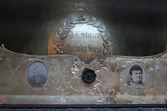 OldUrn4 (jujuwiz) Tags: sf sanfrancisco urn columbarium