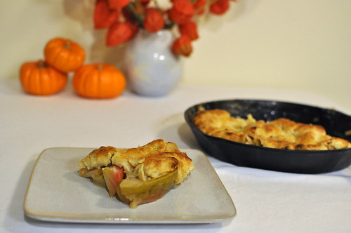 Skillet Apple Pie