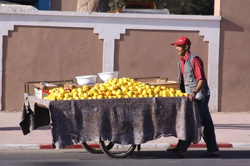 The Apple Man.