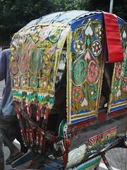 Rickshaw Art (shaun shooter) Tags: rickshawart dhakabangladesh