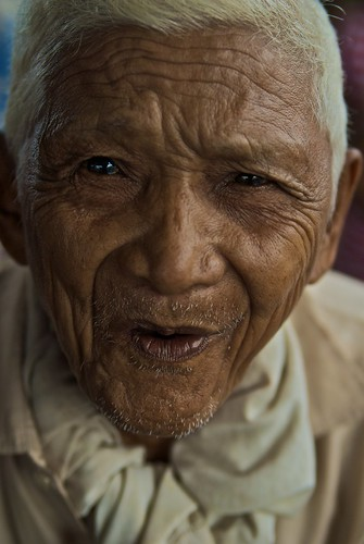 Filipino Old Man