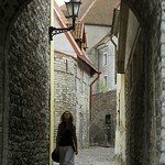 Tallinn: Passage in the Old Town