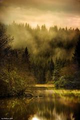 Autumn Mists (2) (Shuggie!!) Tags: mist reflection water landscape scotland williams karl loch trossachs hdr ard aberfoyle memoriesbook karlwilliams goldendiamondblog magicunicornverybest selectbestexcellence magicunicornmasterpiece sbfmasterpiece