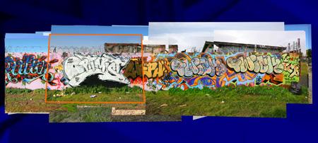 Graffiti Archeology