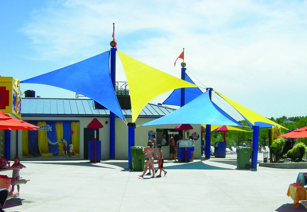 Sun Ports: Big Top At Water World Denver