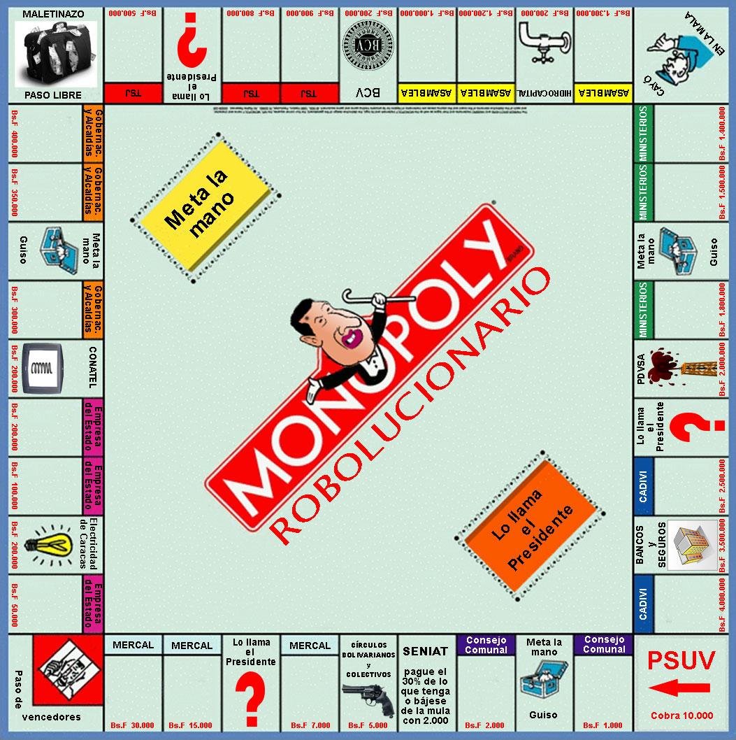 monopolio juego