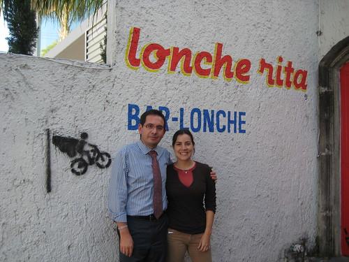 proprietors of Lonche-rita