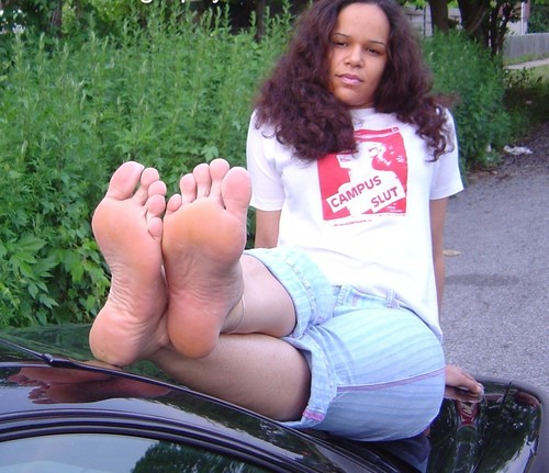 Black women have very nice feet :) - Page 3