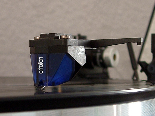 Ortofon 2m Blue Vinyl Engine