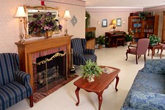 Renaissance Care Center Living Room