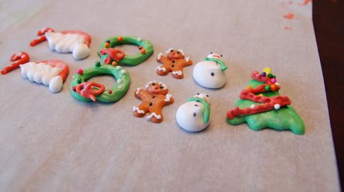 Christmas Sugar Decorations | Duhlicious