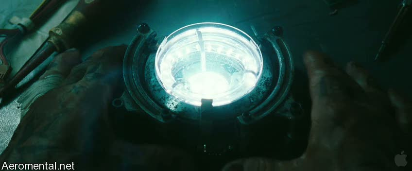 Iron Man 2 Trailer 2 energy