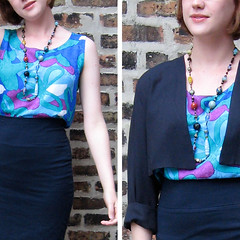 Secondhand Staples: The Silk Tank