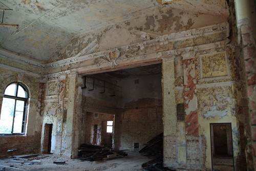 Abandoned Palace of Culture